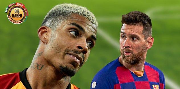 Lemina'dan flaş sözler! Messi beni onun kadar etkilemedi