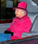 Kraliçe Elizabeth de corona virüse yakalandı