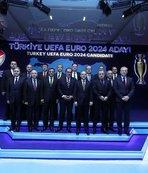 EURO 2024 için dev adım