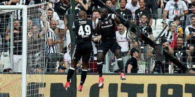 Aboubakar sezonu golle kapattı