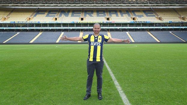 Son dakika FB haberleri   Alex de Souza'dan Dünya Fenerbahçeliler Günü paylaşımı!
