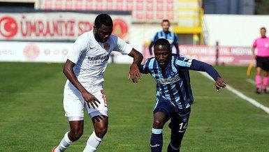 Ümraniyespor Adana Demirspor 0-0 (MAÇ SONUCU - ÖZET)