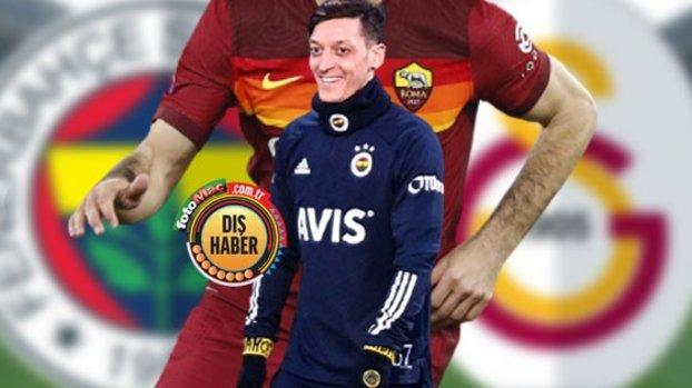 Mesut Özil'in ardından Fenerbahçe'ye bir dünya yıldızı daha! Rakip: Galatasaray #