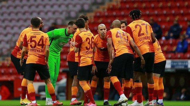 Son dakika spor haberi: Galatasaray pusuda! Hedef 18 puan #