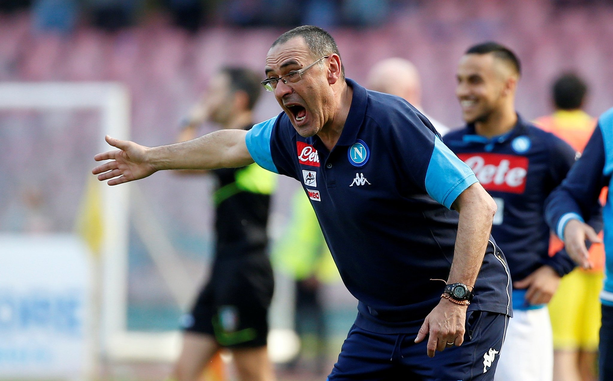 İtalyanlardan flaş iddia: Galatasaray'da Fatih Terim'in yerine Sarri!..