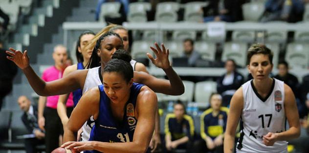 MAÇ SONUCU Beşiktaş TRC İnşaat 58-75 Fenerbahçe Öznur Kablo