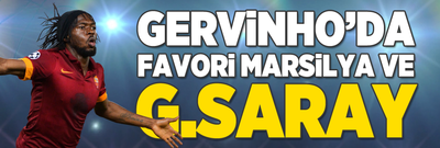 Gervinho'da favori G.Saray ve Marsilya