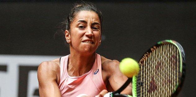 Çağla Büyükakçay Wimbledon'da elemeleri geçemedi