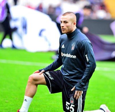 Beşiktaş - Aytemiz Alanyaspor maçından kareler!