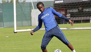 Trabzonspor'da Diabate Giresun yolcusu
