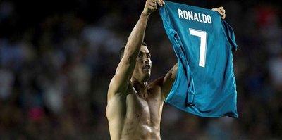 Ronaldo 300 milyonu aştı!