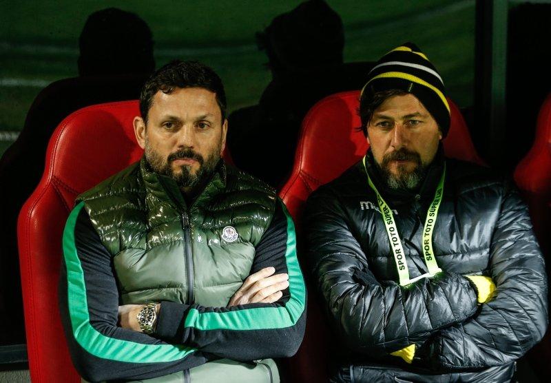 Göztepe - Yeni Malatyaspor maçından kareler...