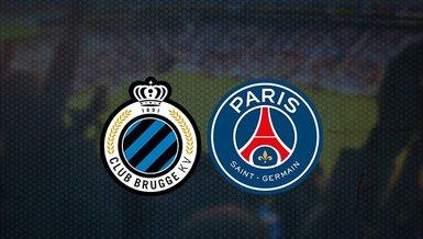Club Brugge - Paris Saint Germain (PSG) maçı ne zaman? Saat kaçta ve hangi kanalda canlı yayınlanacak? | UEFA Şampiyonlar Ligi