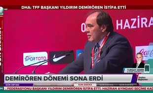 Turgay Demir: Fikret Orman TFF Başkanı olabilir