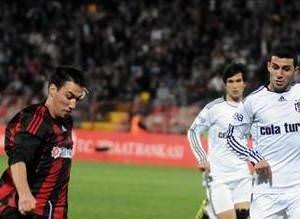 Gaziantepspor - Beşiktaş (Ziraat Türkiye Kupası yarı final maçı)