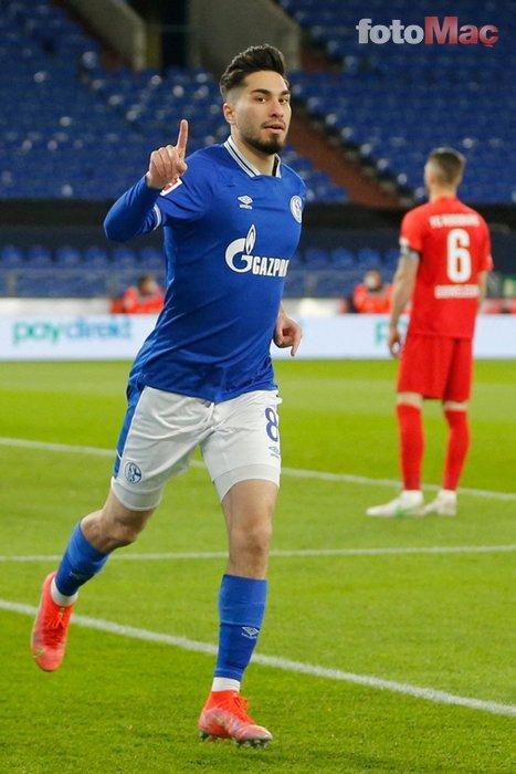 Son dakika Galatasaray transfer haberi: Galatasaray transfer için Schalke 04 ile masada! Suat Serdar...