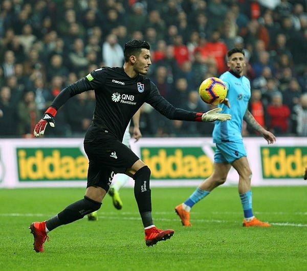 İşte Trabzonspor -  Medipol Başakşehir maçının ilk 11'leri...