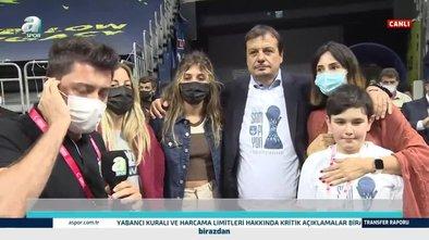 "Ergin Ataman A Spor'a konuştu! ""Rüya gibi..."""