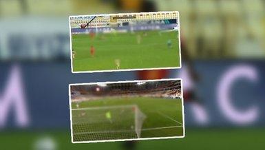 Son dakika spor haberleri: Yeni Malatyaspor Fenerbahçe maçında güzel gol! 80 metre depar attı ve...