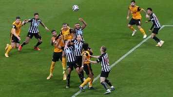 Newcastle kaçtı Wolves yakaladı!