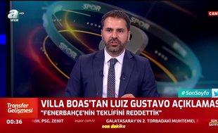 Marsilya'dan flaş Gustavo açıklaması