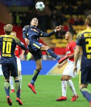 Leipzig, Monaco'nun fişini çekti!