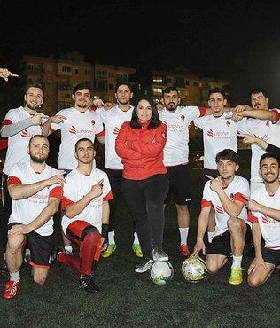 İzmir futbolunda yeni dönem! kadın başkan...