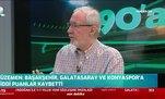 Levent Tüzemen: Trabzonspor'un penaltısı verilmedi