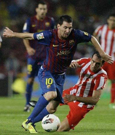 Messi rekorlar diyarında!