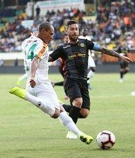 Aytemiz Alanyaspor 0-1 Evkur Yeni Malatyaspor