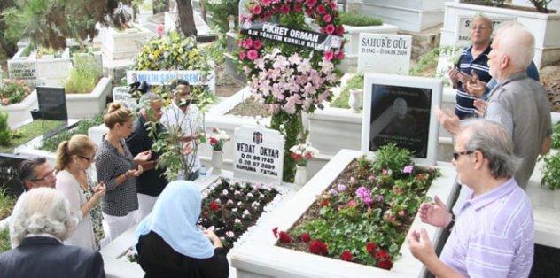 Beşiktaş'ta Vedat Okyar anıldı