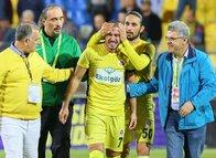 Menemensporlu Mustafa Çeçenoğlu maç sonu hüngür hüngür ağladı