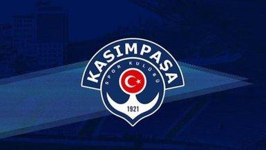 Kasımpaşa'da genç futbolcu Evren Eren Elmalı'nın sözleşmesi uzatıldı