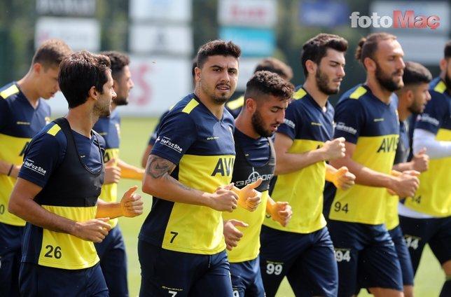 Fenerbahçe'nin gözdesi Roma'ya transfer oluyor
