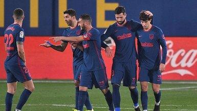 Villarreal Atletico Madrid 0-2 (MAÇ SONUCU - ÖZET)