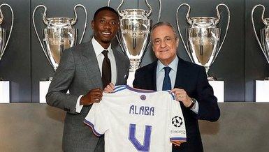 Son dakika transfer haberi: David Alaba resmen Real Madrid'de!
