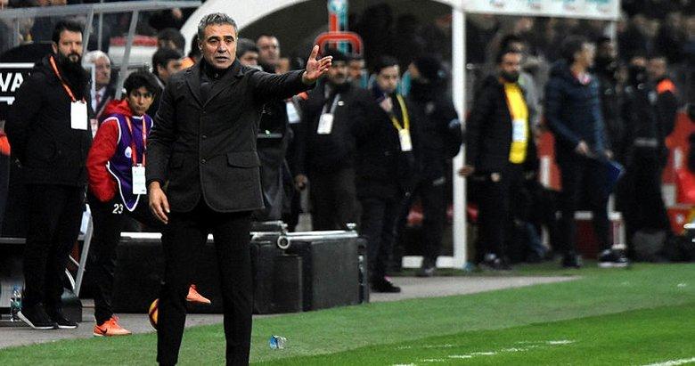 Fenerbahçe'de hedefteki isim Ersun Yanal!