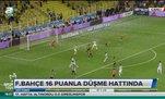 Fenerbahçe'den şaşırtan istatistik