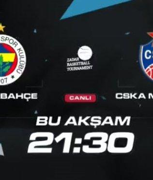 Euroleague finali gibi! Fenerbahçe'nin finaldeki rakibi CSKA Moskova