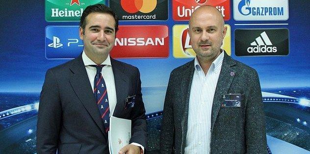 Basaksehir 'hopeful' for Sevilla result