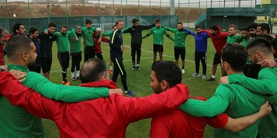 Şanlıurfaspor, Bugsaşspor maçına hazırlanıyor