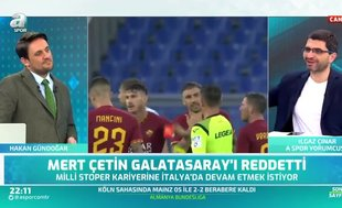 """Flaş sözler! """"Mert Çetin Türkiye'ye dönmek istese bile..."""""""