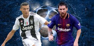 Ronaldo ile Messi arasındaki yarış kıyasıya devam ediyor!