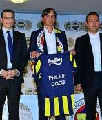 İmzayı attı! Cocu neden Fenerbahçe'yi seçtiğini açıkladı