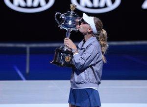 Avustralya Açıkta şampiyon Wozniacki!