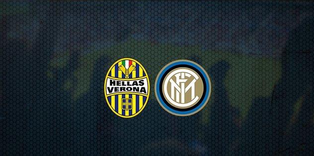 Hellas Verona-Inter maçı ne zaman? Saat kaçta? Hangi kanalda canlı yayınlanacak? - Basketbol Ligleri - Haberler -