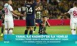 Ersun Yanal ile Kadıköy'de ilk yenilgi