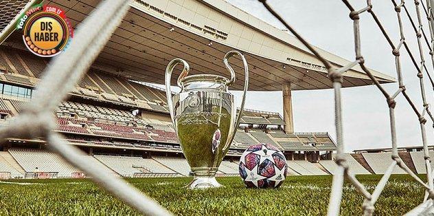 Şampiyonlar Ligi kupasının sahibi böyle belli oldu! - Futbol -