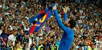 Messi '500'ler kulübü'nde