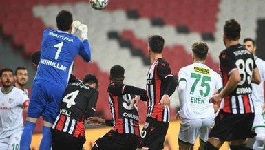 Samsunspor-Bursaspor: 4-1 (MAÇ SONUCU-ÖZET)